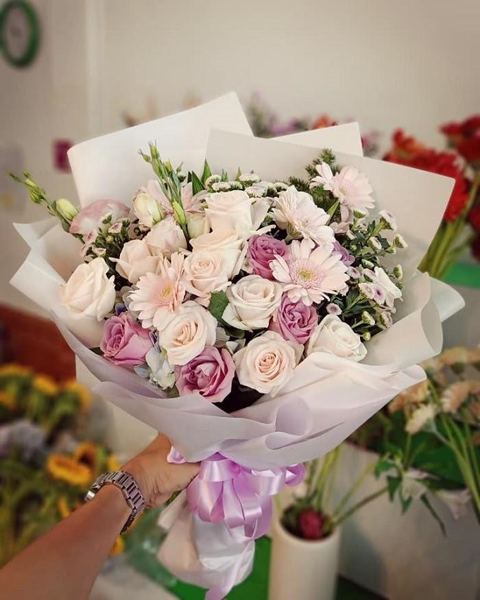 hoa tươi ba tri bến tre